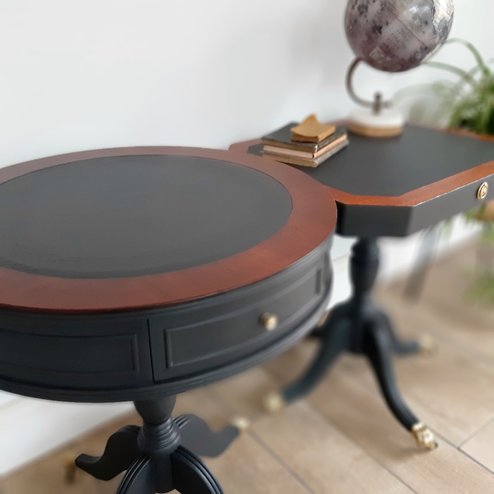 leather-top-claw-feet-small-coffee-table-no-3